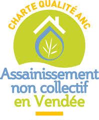 Logo de la Charte ANC (Assainissement Non Collectif)
