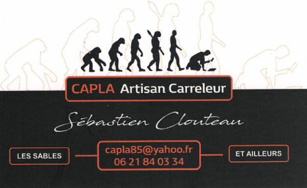Carreleur Saint Mathurin Clouteau Capla Les Indebat